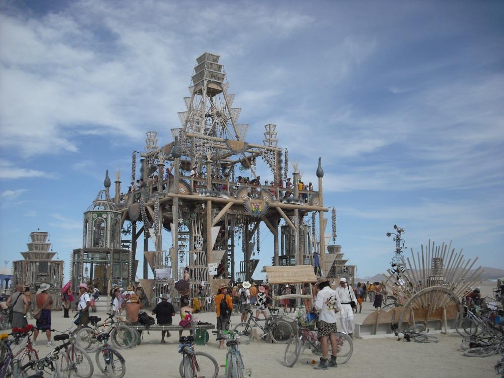 How I came to China: Burning Man (2/4)