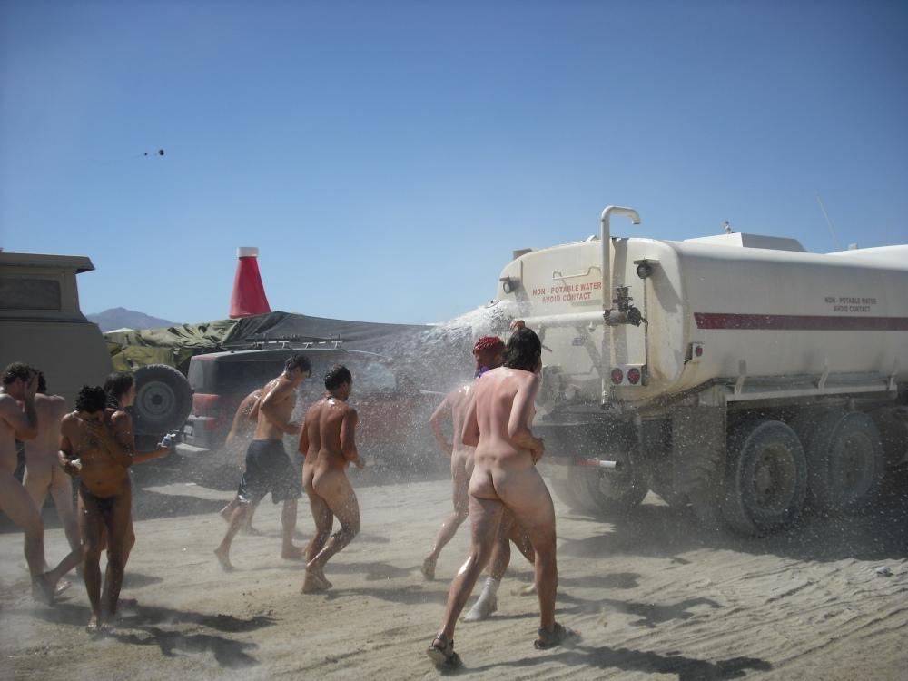 How I came to China: Burning Man (4/4)