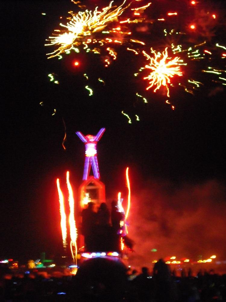 Part 2: Doing LSD at Burning Man (1/4)