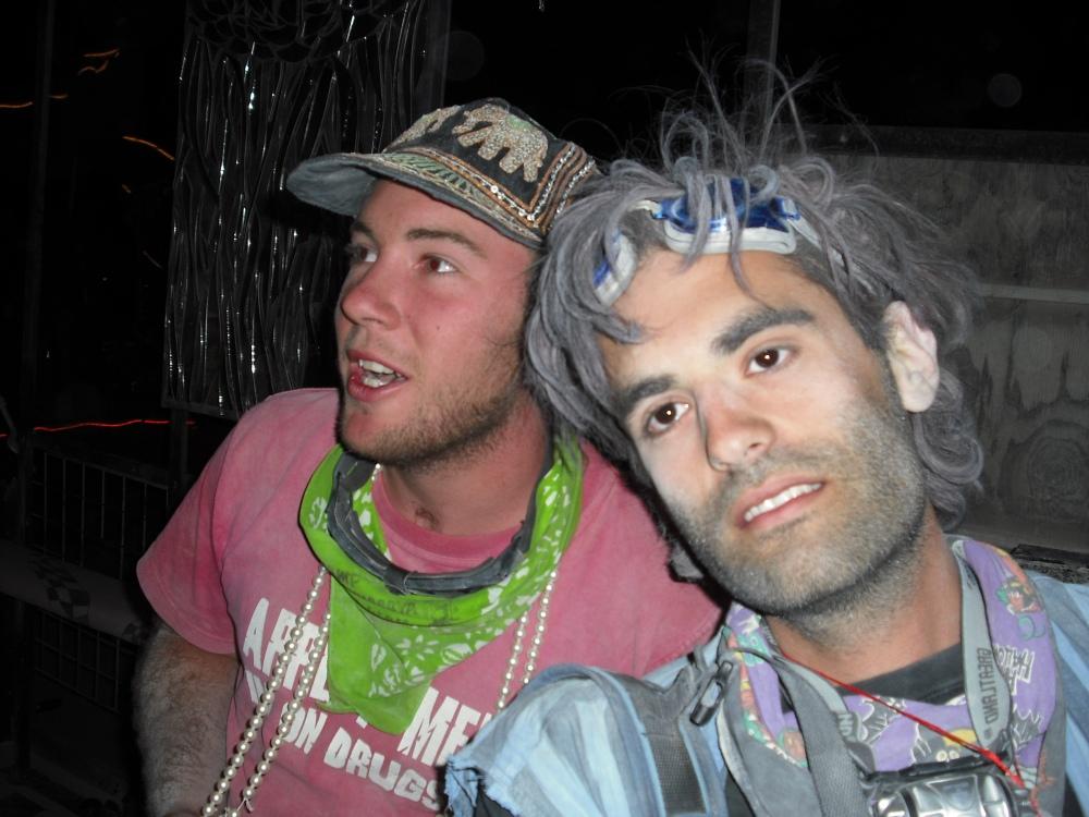 Part 2: Doing LSD at Burning Man (3/4)