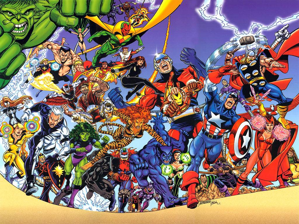 marvel comics 1990s