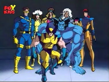 Fox X-Men Animated Series 1992 to 1997