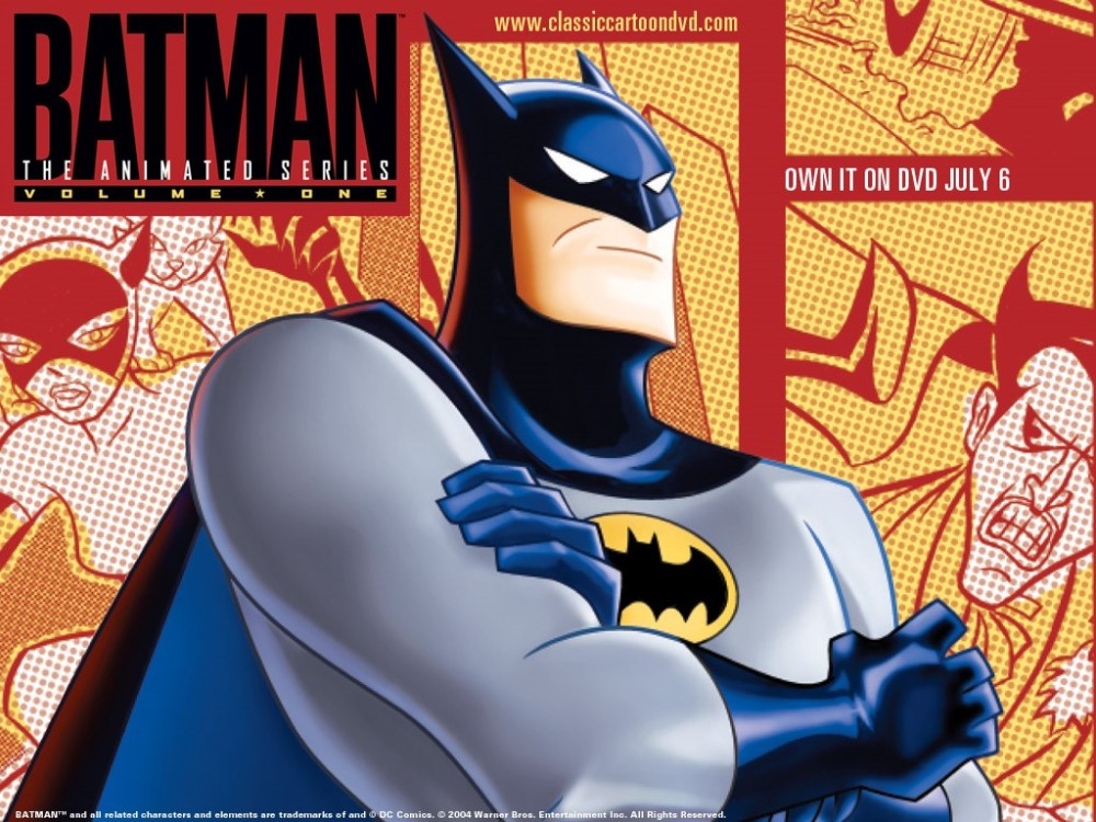 Same Bat-Time! Same Bat-Blog! (2/6)