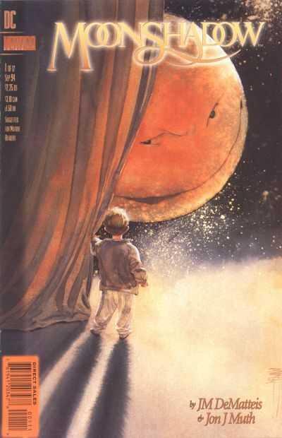 Suggested for Mature Readers: Vertigo Comics (3/5)