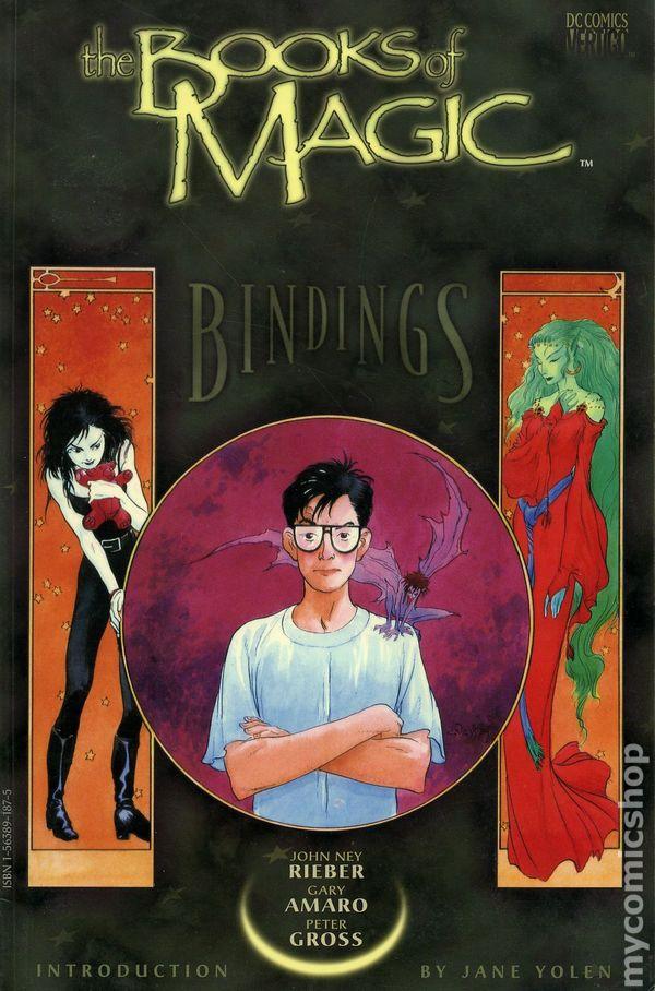 Suggested for Mature Readers: Vertigo Comics (2/5)