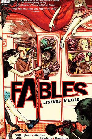Suggested for Mature Readers: Vertigo Comics (5/5)