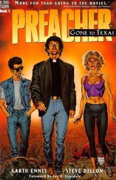 Suggested for Mature Readers: Vertigo Comics (1/5)