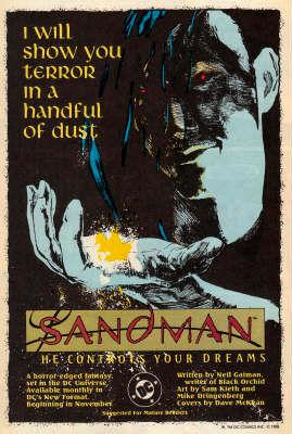 Sandman. By Neil Gaiman. (1/6)