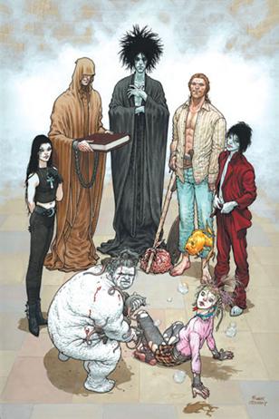 Sandman. By Neil Gaiman. (2/6)