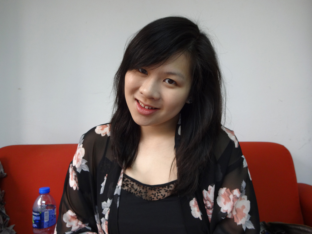 An interview with Jocelyn Wong (2/2)