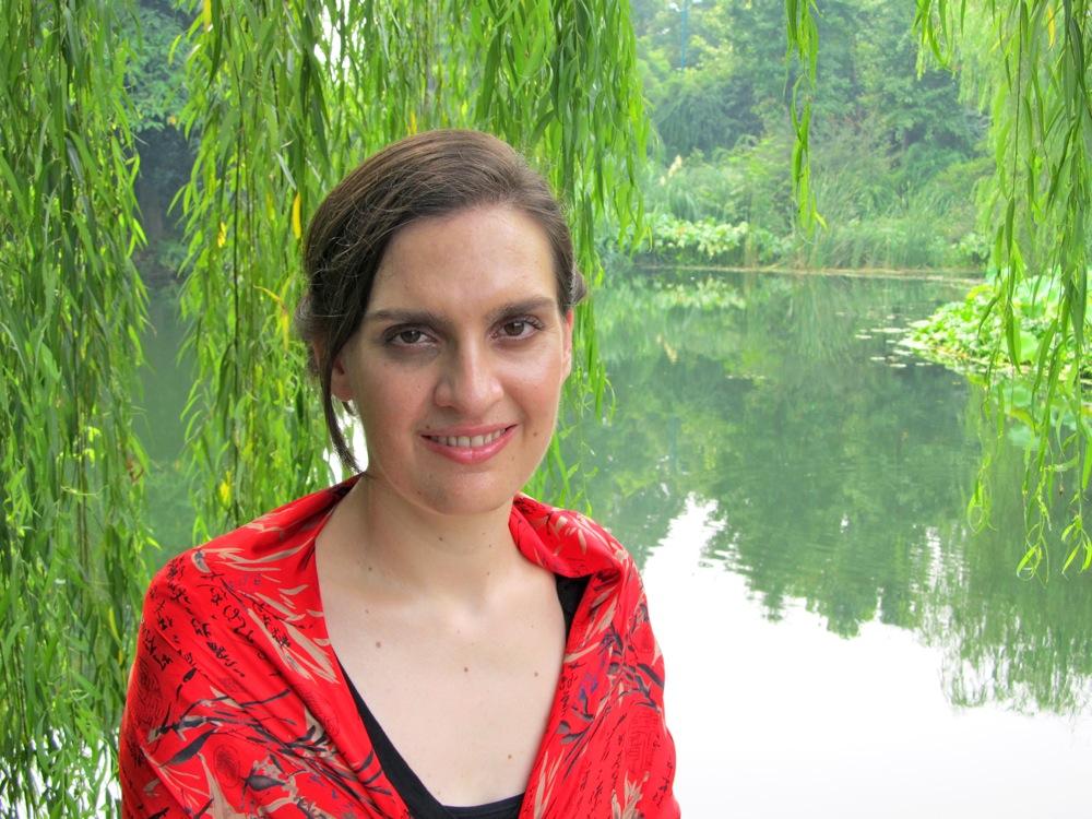 Jocelyn Eikenburg of Speaking of China (1/2)