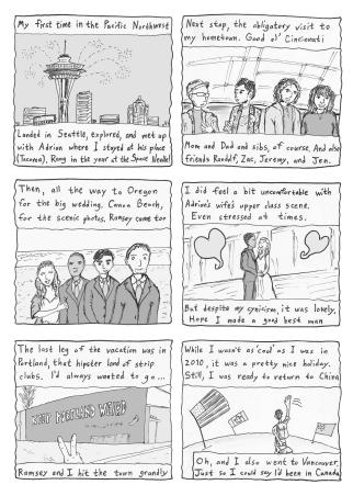 Ray-Comics   Drawings and Writings