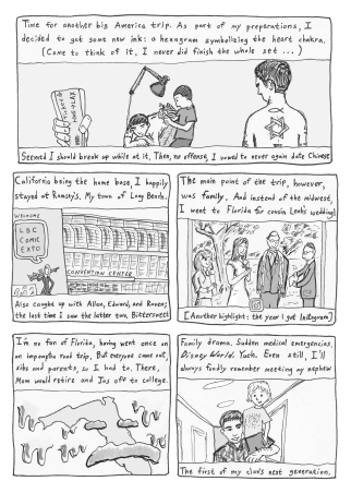 Ray-Comics | Drawings and Writings